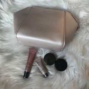 Ulta beauty makeup with KVD & Laura Mercier